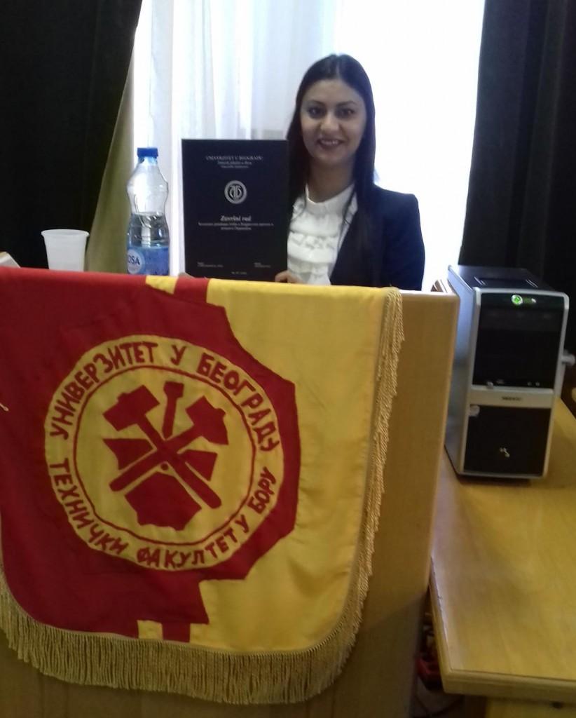 Anita Demiri diplomski