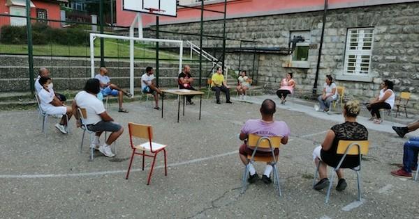 Romski aktivizam Vuk4